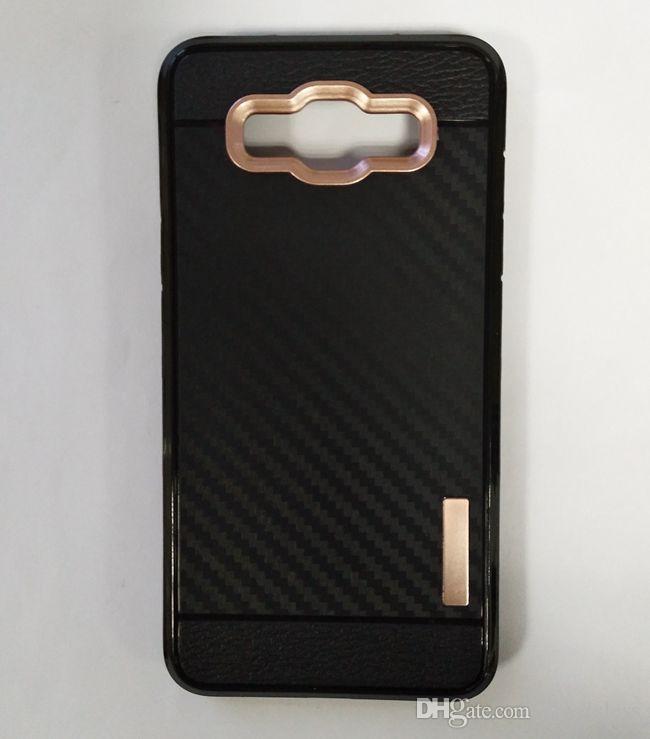 For LG G6 Stylo 3 K20 Plus K10 K4 Aristo LV3 MS210 K8 2017 Cheap Carbon Fiber Soft Hybrid Armor Smart Phone Case