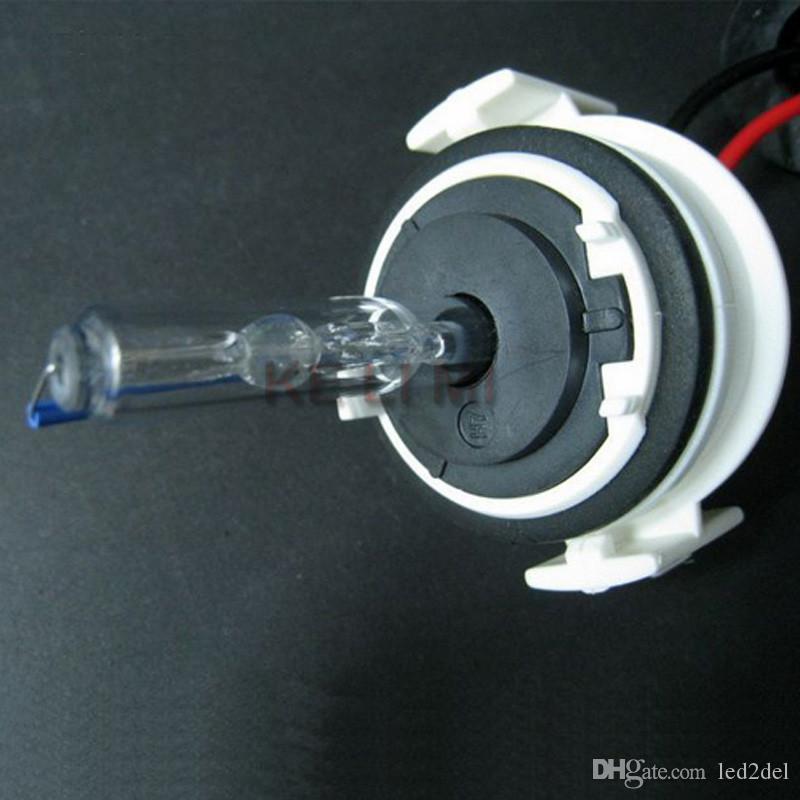 White h7 adaptor base for 1999-2004 BMW 3 Series 330xi 325xi 328ci vehicle headlight conversion bulb holder adapter socket