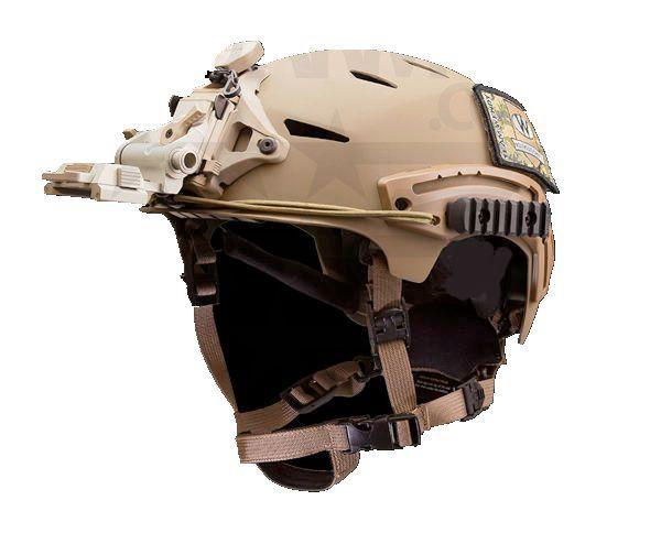 Wilcox тип L4 G24 быстрый шлем CNC L4G24 NVG ночного видения шлем сфера крепление