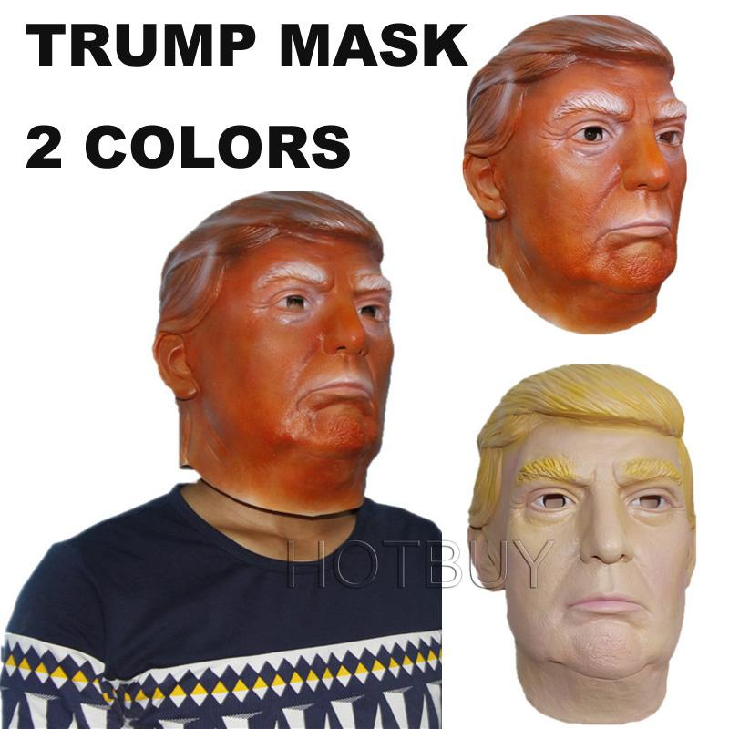 Donald Trump Costume Mask Presidential Republican Primary Rallies ...
