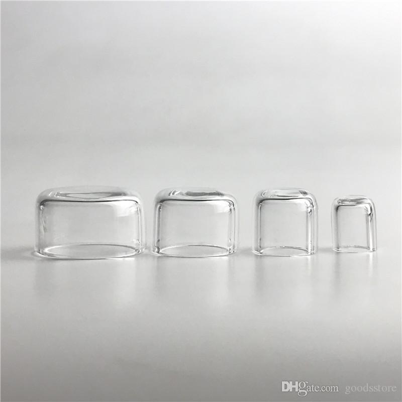 Nuovo quarzo Inserire Bocce Phat goccia padella con sommità piatta Nail termica inferiore XXL Spesso Domeless Banger Pipes Nail acqua