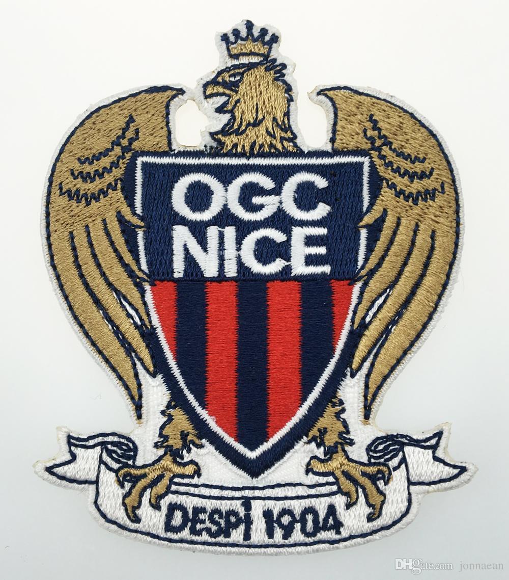 Il ricamo su ordinazione di 100% OGC NICE ferro sulla toppa ha ricamato la toppa di applicazione accessorio G0501 della zona di cucito della toppa di cucito Trasporto libero