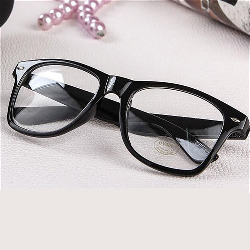 149e8e71ce Wholesale Fashion Men Women Optical Glasses Frame Glasses With Clear Glass  Brand Clear Transparent Glasses Women S Men S Frames UK 2019 From  Goodlines