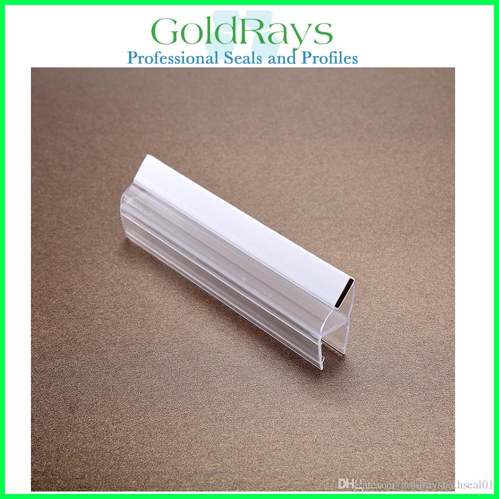 New Product Supper Clear Shower Glass Door Seals Shower Enclosure Shower  Glass Door Seals Plastic Seal Online With $0.12/Meter On  Goldraysbathseal01u0027s Store ...