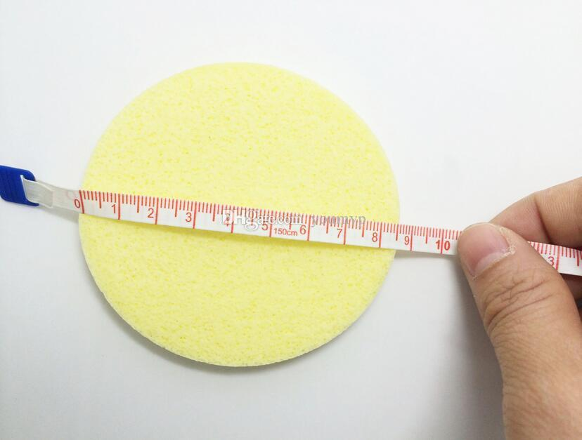 Soft Compressed Sponge Face Cleaning Sponge Facial Wash Cleaning Pad Exfoliator Cosmetic Puff Face Cleaning Puff J1729