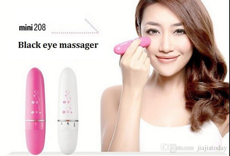 Hot Face Care Eye Massager Stick EyesWrinkle Removing Massage Mini Electric Eye Stimulation Massaging Instrument Beauty Pen