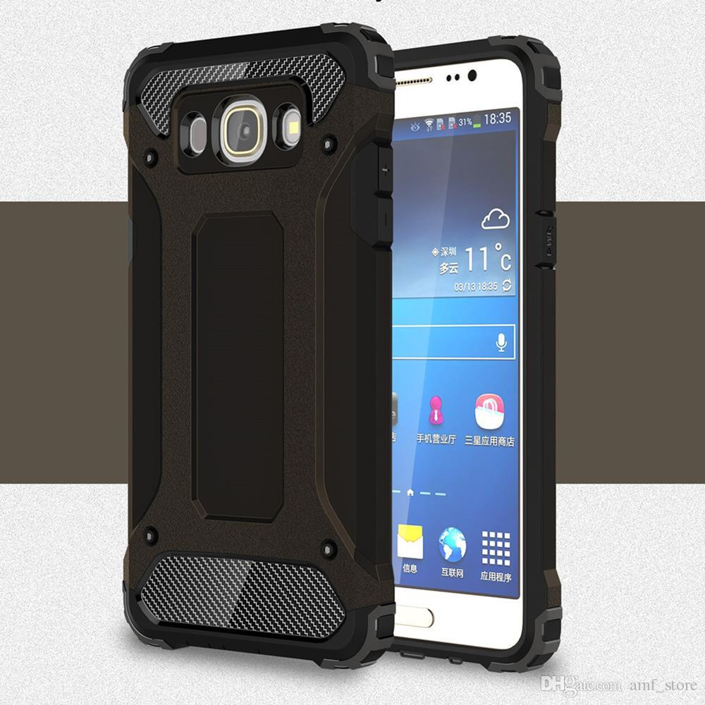 super popular 0d3ba bc417 For Samsung Galaxy J5 2017 Case Heavy Duty Armor Slim Hard Tough Cover  Silicone Phone Case for Samsung J5 2017 J510 J510F (<