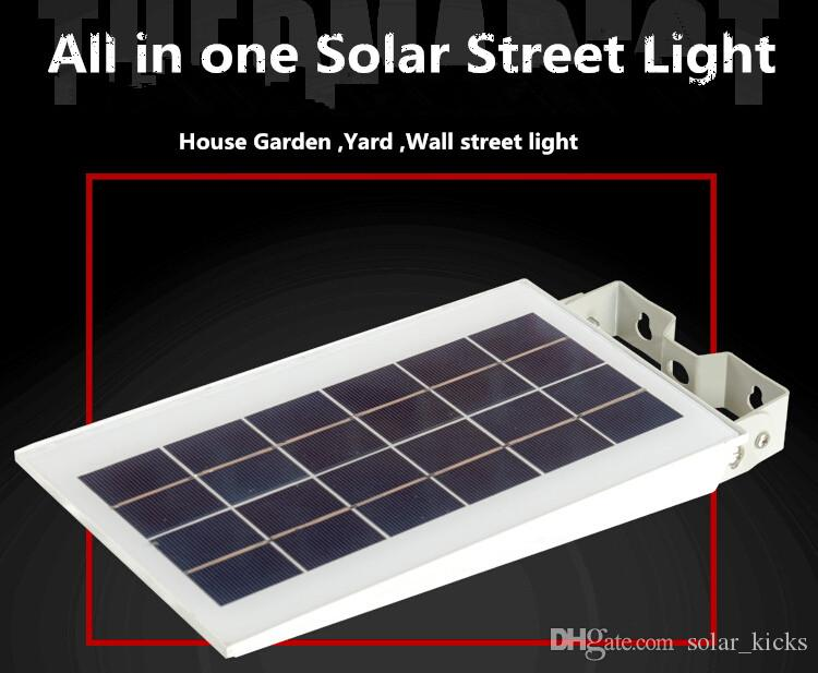 Superbright 60Led 72000mA Remote solar street light outdoor lighting garden Corridor Doorway security Street Light Spotlight