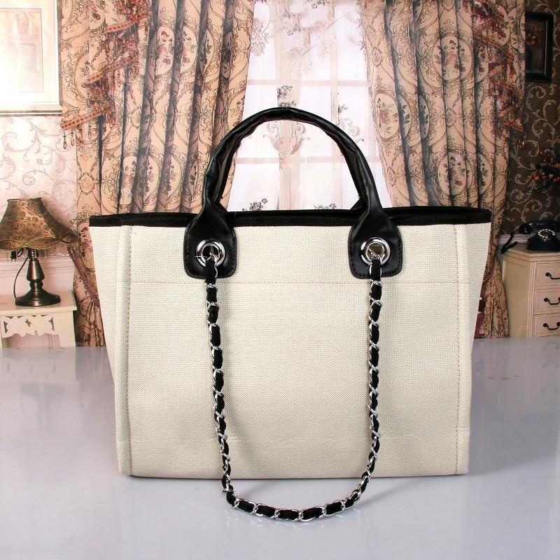 Canvas Tote Bag Luxury Handbags Women Bags Designer
