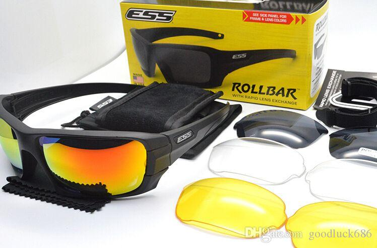 d635cce9b6e ESS Rollbar Terrian Ballistic Sunglasses