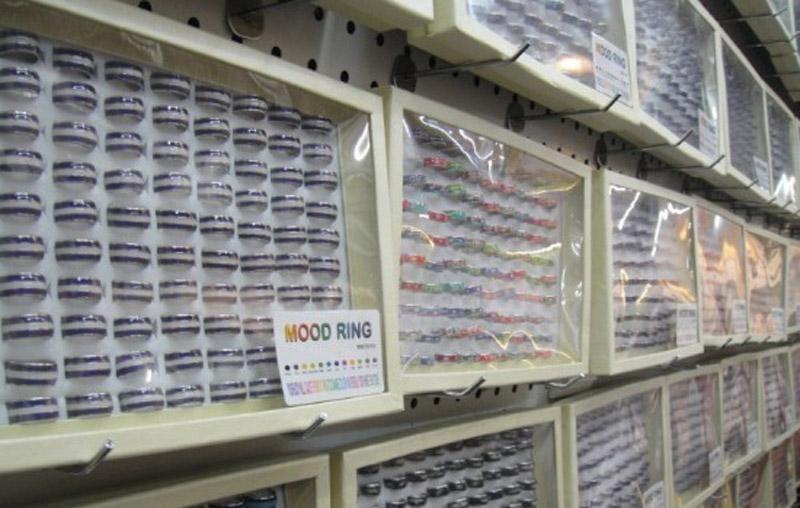 الشحن المجاني مزيج حجم حلقة مزاج الأزياء تغيير الألوان حلقات حجم 16 17 18 19 18