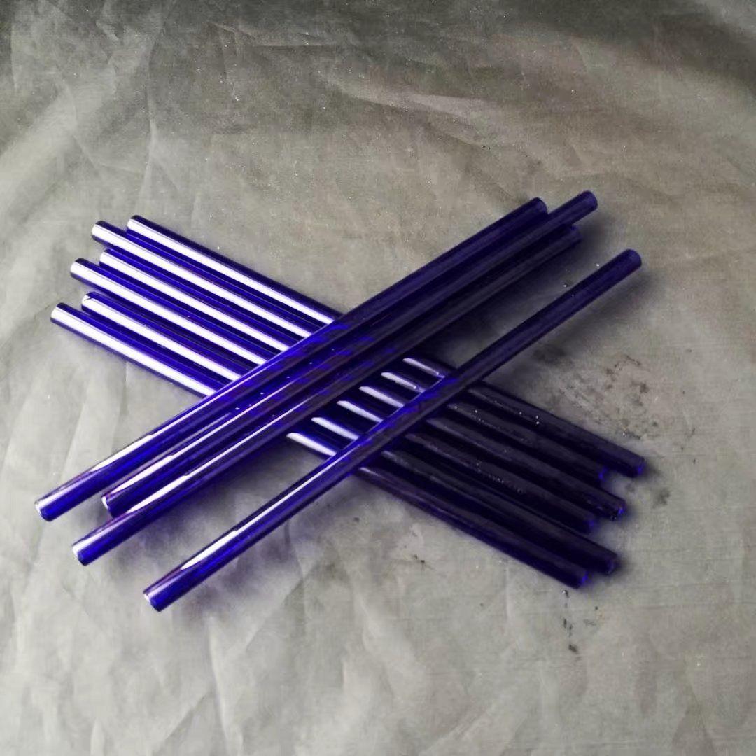 Multicolor puro cor de vidro de palha bongs acessórios, Tubos Coloridos Fumadores Tubos de Vidro Curvo Queimador de Óleo Tubos de Água Tubos Dab Rig De Vidro