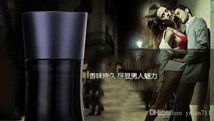 DHL men perfume New arrival black code 75ML perfume with long lasting time good smell quality high fragrance capactity