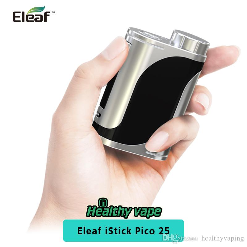 Original Eleaf iStick Pico 25 TC Box MOD 85W Powered by Replaceable 18650 Battery Dual Circuit Protection VS Eleaf iStick Pico Starter Kit