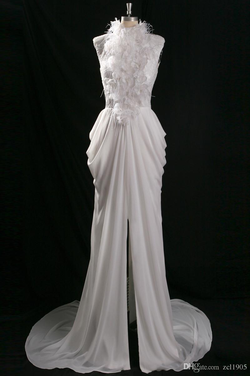 white feather dress – fashion dresses