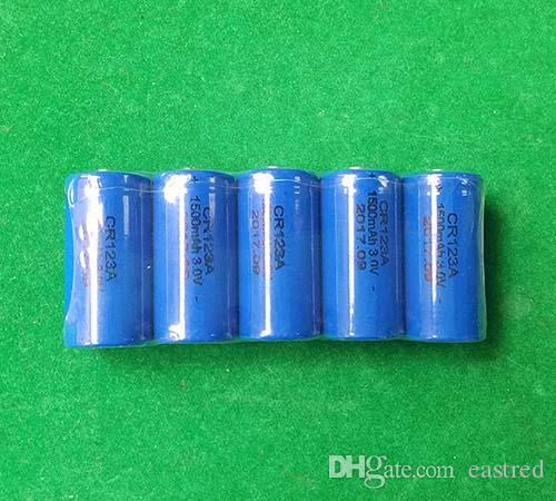 HOT 3v CR123A Non-Rechargeable Lithium Photo Battery 123 CR123 DL123 CR17345