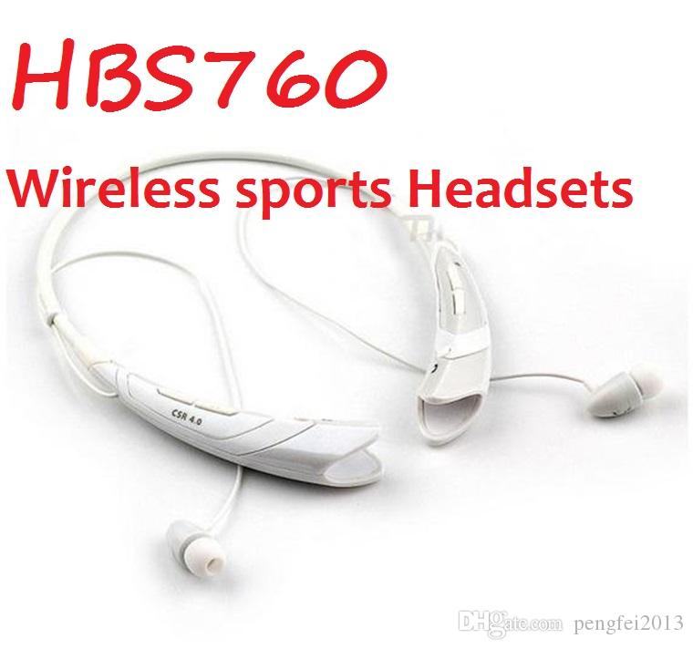 2017 HBS760 Bluetooth Headphones Wireless Music Bluetooth Headset EDR4.0 Sports Handsfree Bluetooth Earphone for iphone