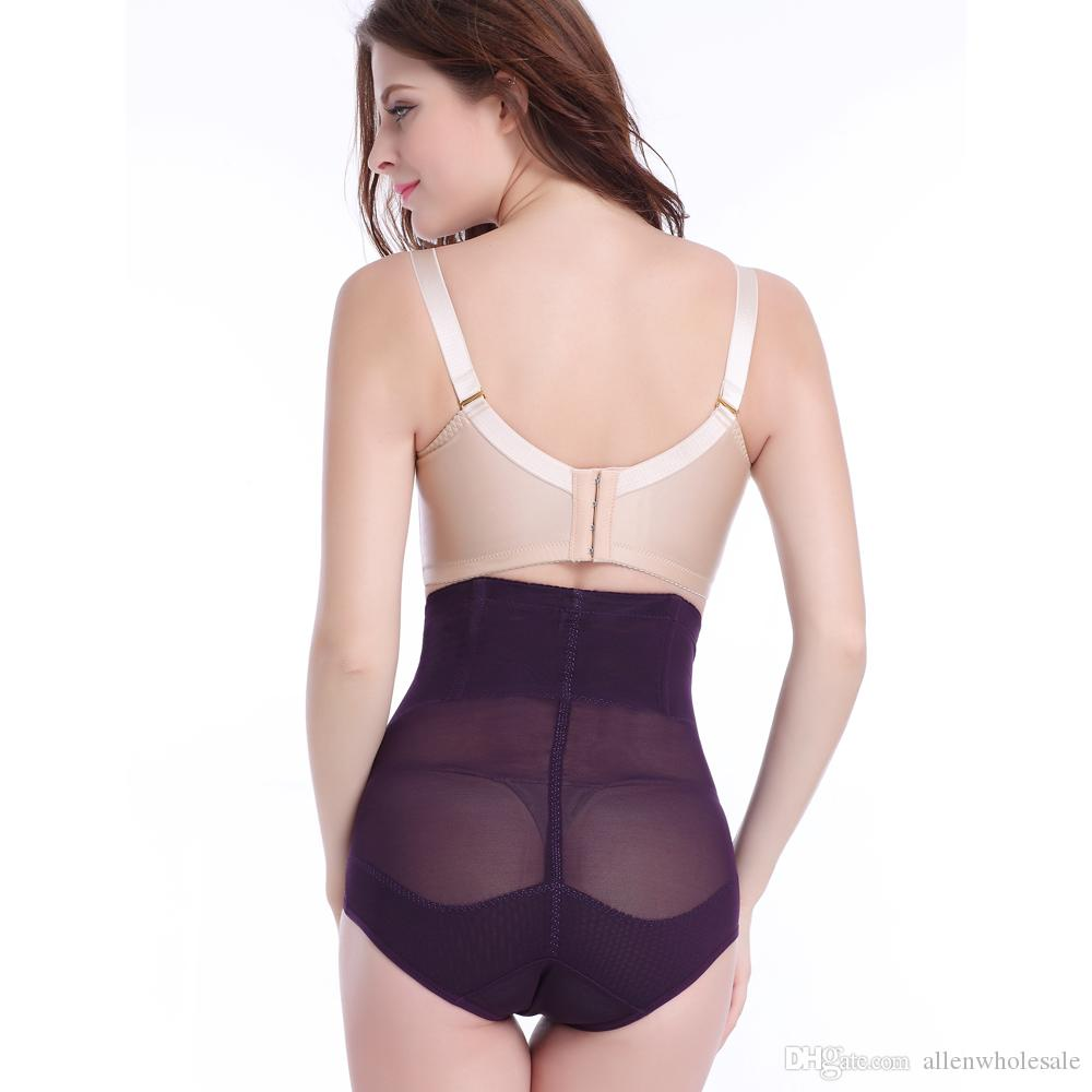 High Waist Abdomen Panties Drawing Postpartum Abdomen Pants Female Body Shaping Butt Lift Belts Waist Slimming