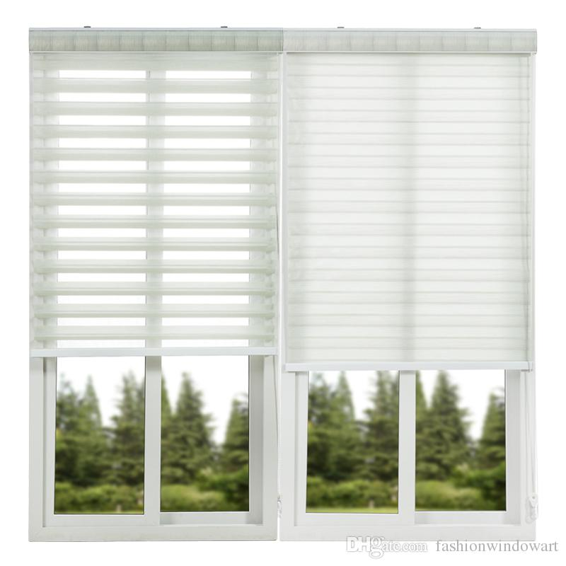 Blackout Miami Rainbow Roller Blinds Thickening Window Curtains ...