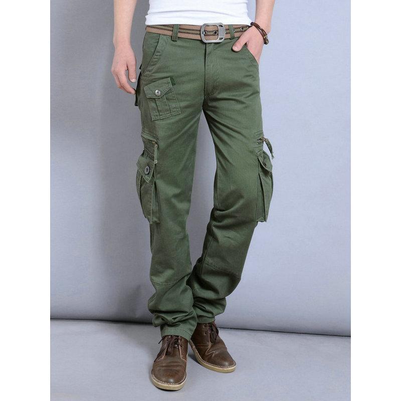 Best Loose Cargo Pants Men Wear Plus Size 38 40 Men'S Long ...