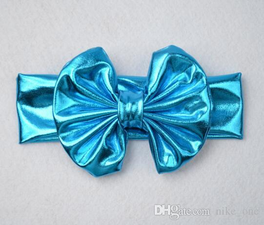 Girls Bow Fashion for Children Hair Accessories Bow Baby Headbands Korean Style Girls Headbands Bowknot Kids Accessories DHL