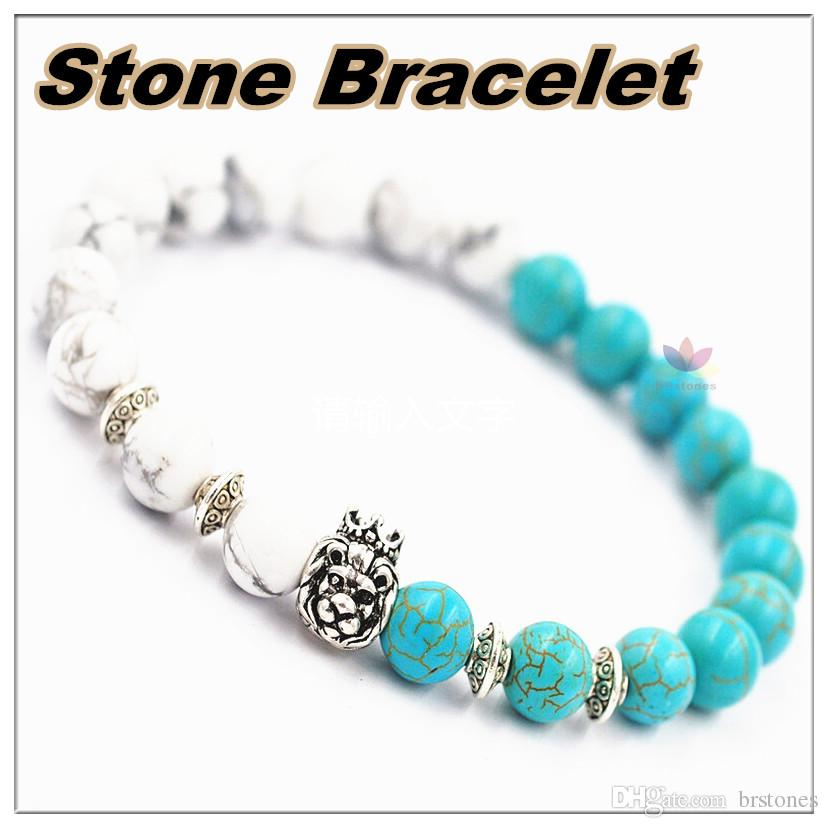 matte natural volcano stone beads yoga imperial a part buddha gift crown u toctai bracelet fashion jewelry net