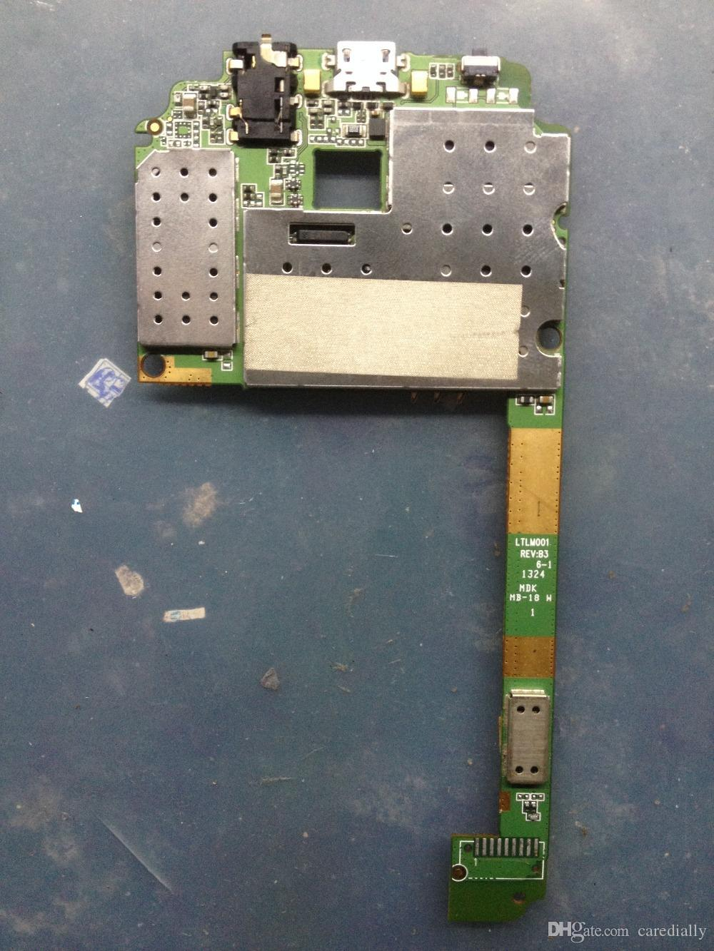 Unlocked used test work well for lenovo a390t motherboard mainboard board card fee chipsets