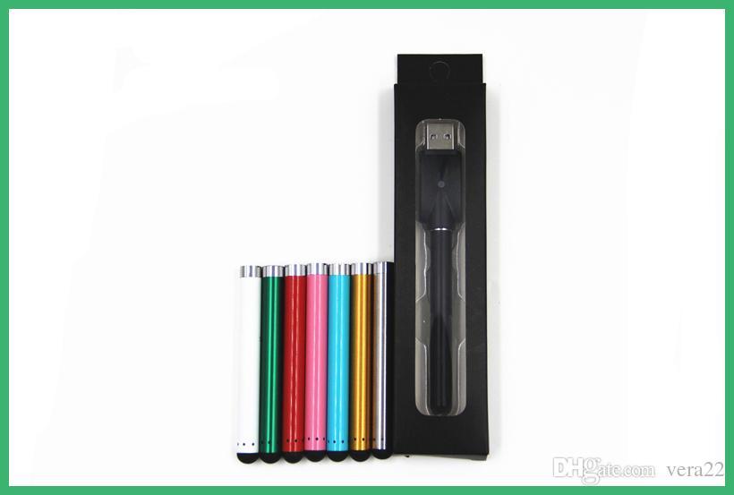 O-pen vape brote toque batería paquete de blister e cartuchos de cigarrillos cera aceite bolígrafos 510 hilo abierto vape pluma batería logo vaporizador