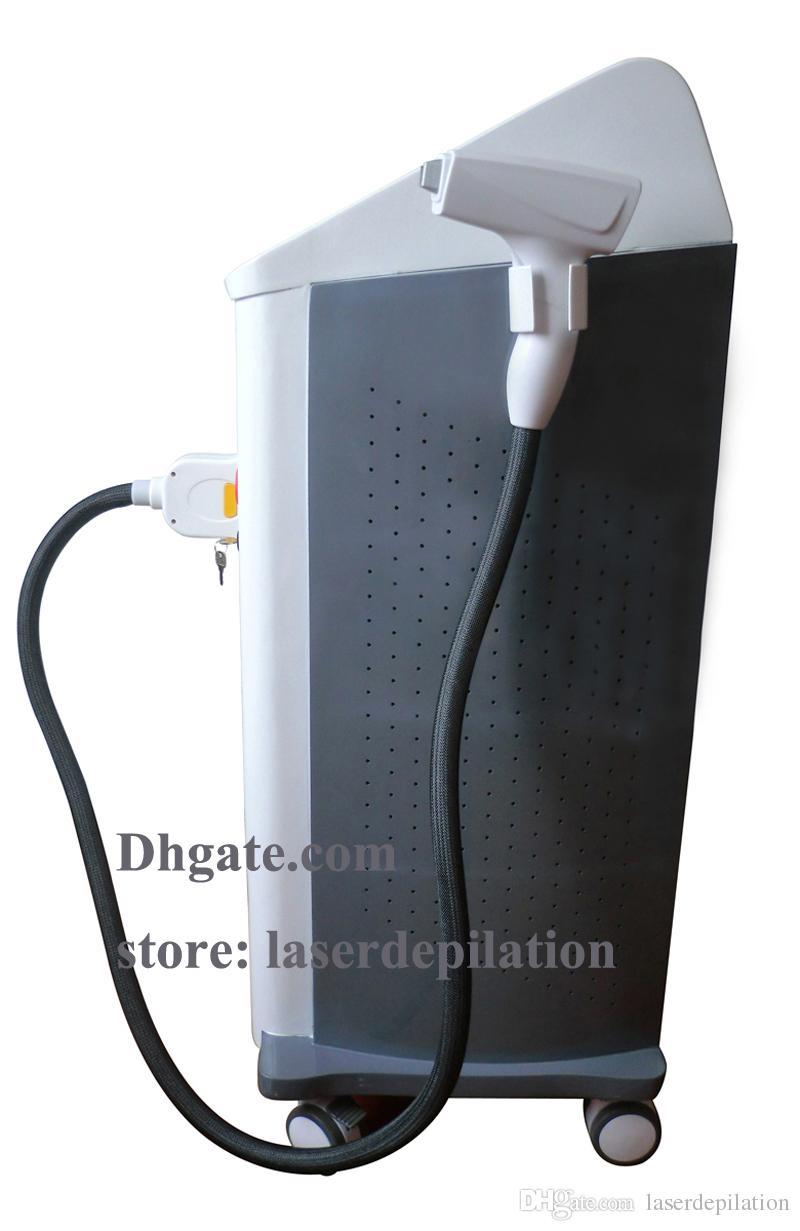معدات طبية رخيصة 808nm الليزر ديود آلة إزالة الشعر بالليزر