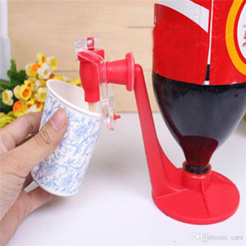 Mode Nouvelle Vente Chaude Soda Saver coke cola boissons Distributeur Bouteille Eau Potable Dispense Machine Drinkware