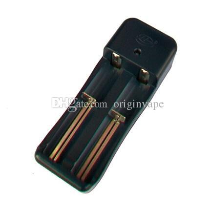 유니버설 충전기 18650 18350 26650 18490 리튬 배터리 듀얼 슬롯 충전식 충전기 미국 EU AU 플러그 포함 무료 배송