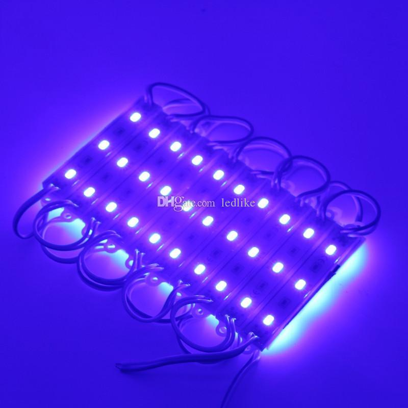 LED light module waterproof superbright SMD5630 LED light module Cool White/ Warm White/Red/Yellow/Blue/Green DC12V