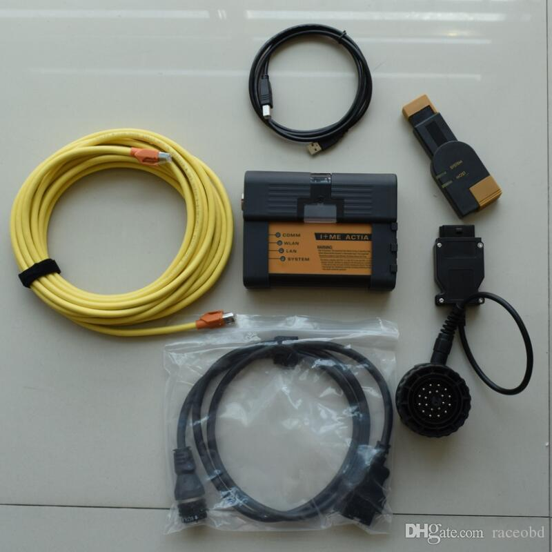 new for mb star compact c5 with for bmw icom a2 b c with ix104 laptop touch screen table 2in1 auto diagnostic tool