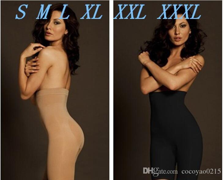 Großhandel California Beauty Slim Lift Extreme Körperformer für Frauen Körperformung Kleidungsstück Abnehmen Hosen Anzug OPP VERPACKUNG