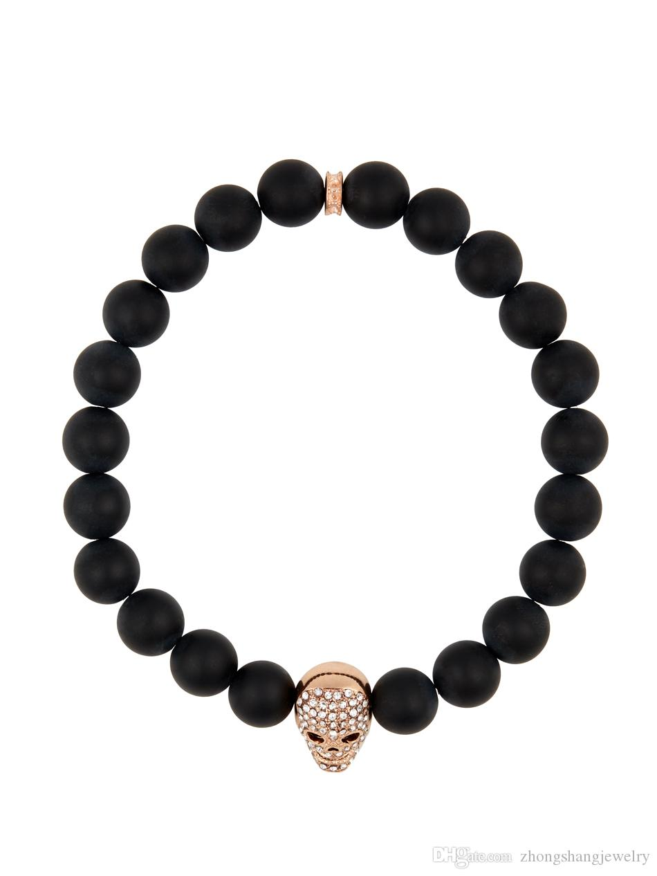 skull bracelet northskull black north brands singapore online atticus