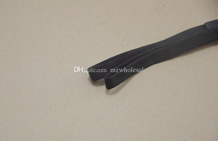 Nylon Wrist Hand Strap Lanyard for Mobile Cell Phone Camera USB MP4 PSP Straps black color