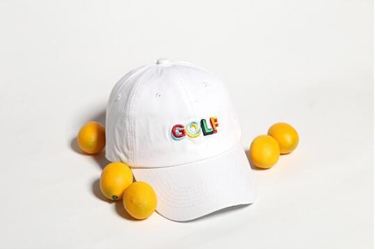 bf1993a42e57 MAKE KANYE GREAT AGAIN Golf Hat Black White Dad Caps Wang Cross T Shirt  Earl Odd Future Snapback Caps Golf Wang Cherry Bomb Cap Men Hats Zephyr  Hats From ...