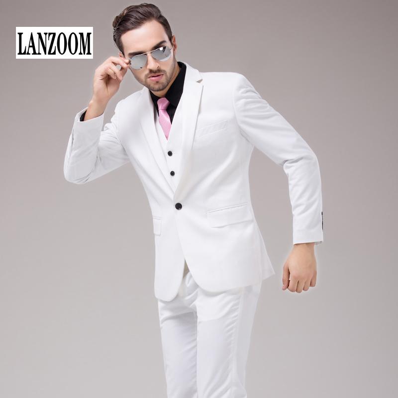 2018 Wholesale 2017 Brand Lanzoom Luxury Gentleman Style Wedding ...