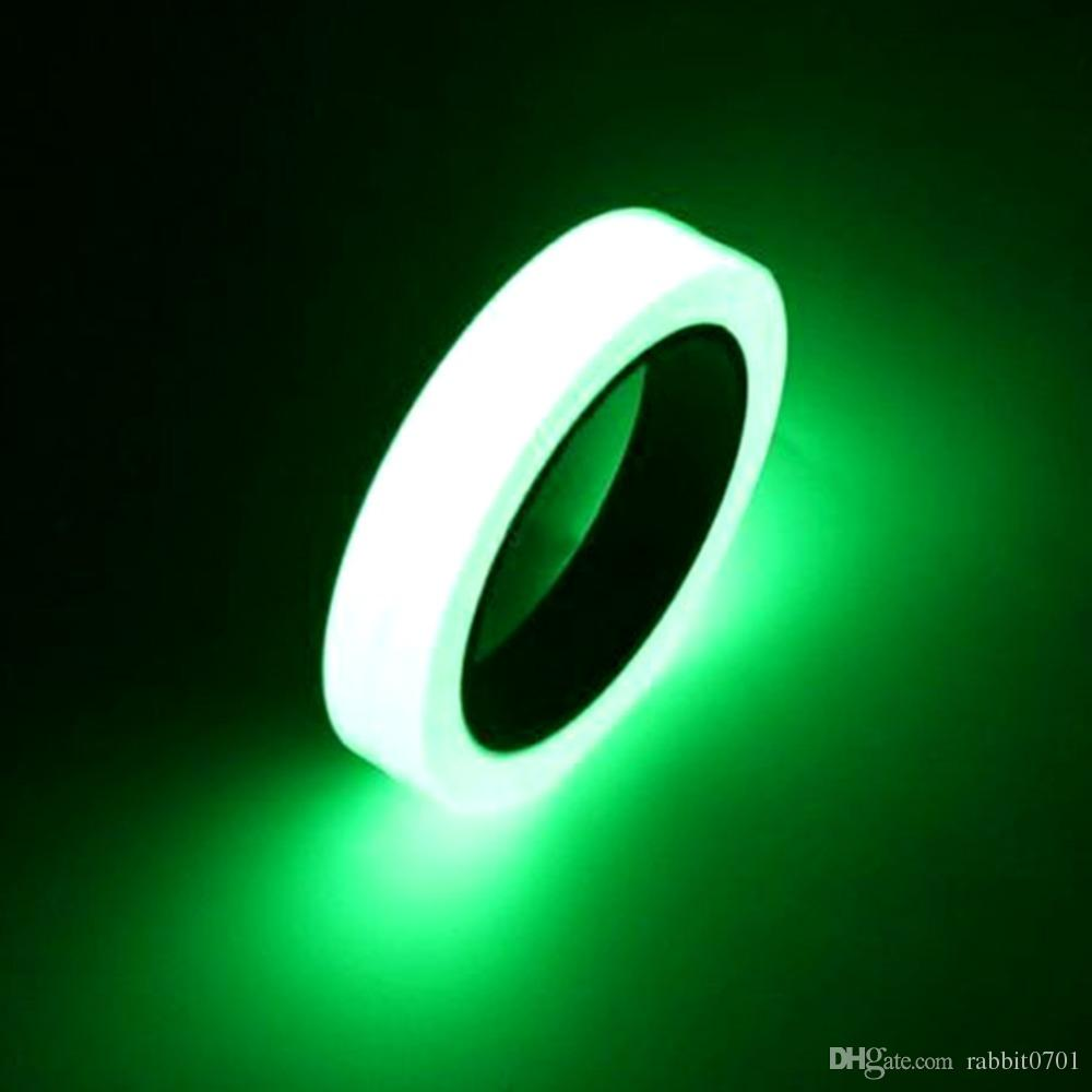 Best 12mm 3m Luminous Tape Self Adhesive Tape Night Vision Glow In ...