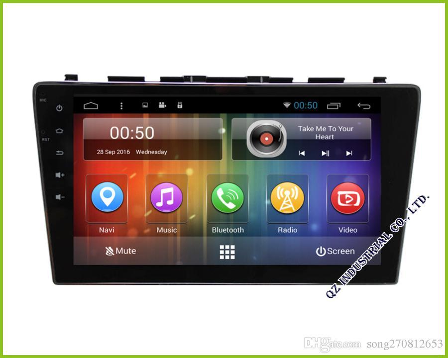 HONDA CR-V 2006-2011 Quad Core Android 6.0 Автомобильный DVD-RADIO GPS с 3G 4G WiFi Поддержка OBD DVR TV
