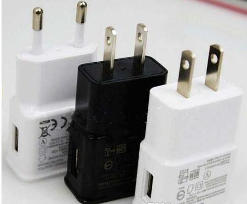 Kits de chargeur 3 en 1 Adaptateur secteur chargeur mural 5V 2A US / EU + câble USB micro + chargeur de voiture boîte de détail pour Samsung Galaxy S3 S4 Edge NOTE 4