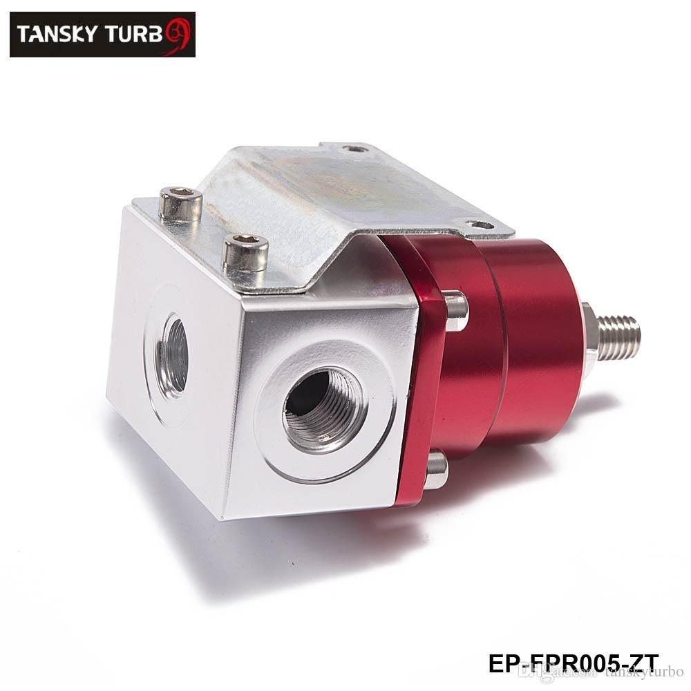 TANSKY - Kit de presión de presión de combustible inyectado universal Medidor de líquido con ajuste de aceite para BMW 3 E30 M-Technic 318i EP-FPR005