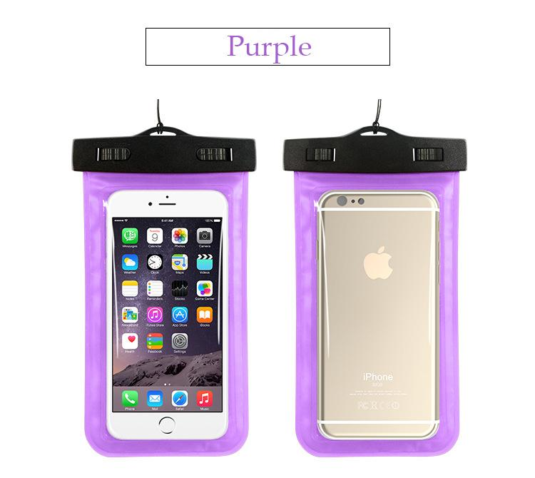 Waterproof Bag Water Proof Bag armband pouch Case Cover For Universal water proof cases all Cell Phone