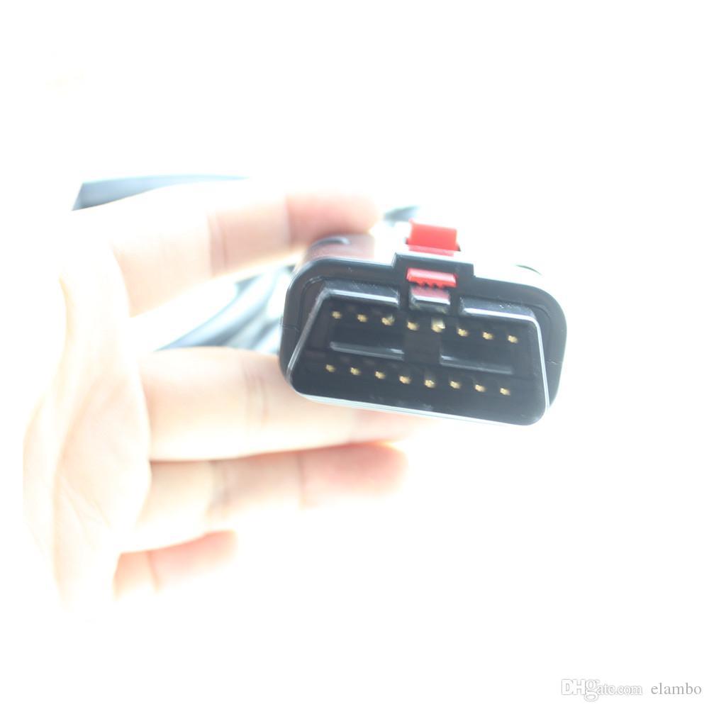 Top OBD2 16PIN Auto anschlusskabel für MB sterne C3 obd2 Scanner obd 2 16 PIN Kabel Für Mercedes auto diagnosewerkzeug stecker