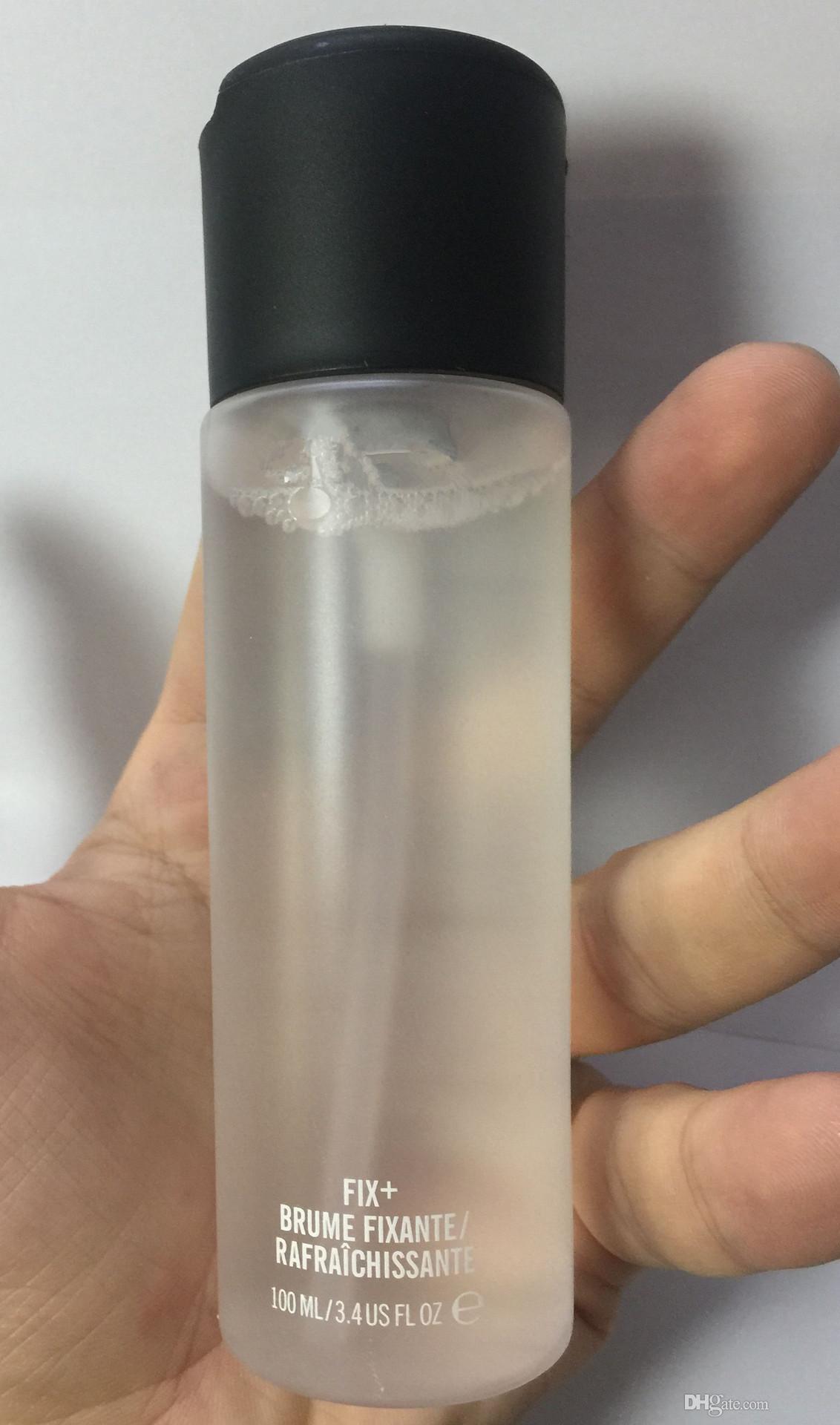 Trucco Prep Prime Fix BRUME FIXANTE / RAFRAICHISSANTE 100 ML Fissatore Finitura Ambiente Spray Silicone naturale a lunga durata Spedizione gratuita DHL
