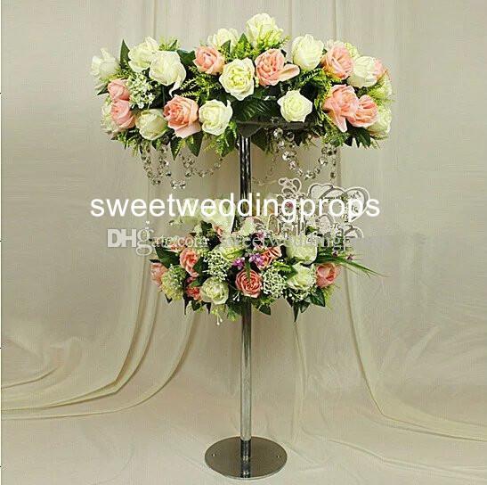 정신적 인 스탠드 만 꽃꽂이와 높이 정신 candelabra 꽃 스탠드 웨딩 centerpieces