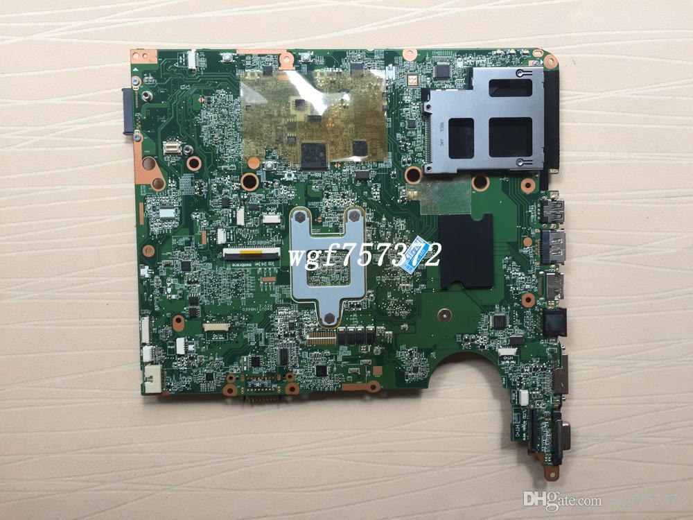 For HP Pavilion DV7-3000 DV7-3065dx DV7-3165dx Laptop Motherboard 574679-001 DA0UT1MB6E0 DDR2 AMD Notebook Systemboard