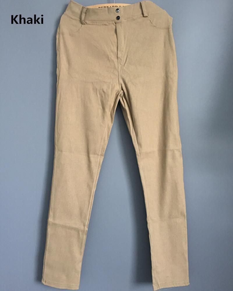 Hot sexy donne butt lift pantaloni colombiano stile brasiliano elastico leggings scarni matita slim jeans sottili capris pantaloni WK5001