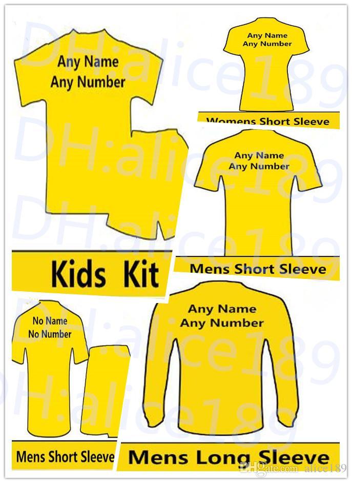 20161718 Cheap Men Soccer Uniforms Kids Woman Football Uniforms ... f08ea21c6