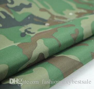 Oxford cloth camouflage waterproof fabric dresses,Thicker models PVC shade cloth camouflage cheap fabrics,150CM,B143